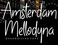 FREE | Amsterdam Mellodyna Font