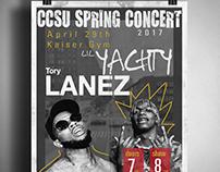 CCSU Spring Concert 2017