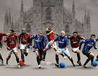 Azzurri & Serie A 2018-2019 Posters for IFTV