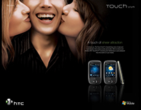 HTC Touch Viva Global Campaign