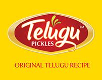Telugu Pickles, Branding