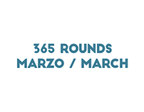 365 Round Marzo / March