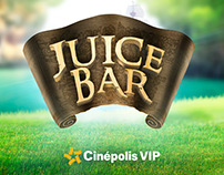 JUICE BAR CINEPOLIS VIP