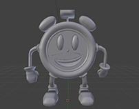 Alarm Clock character