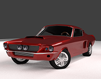 Shelby GT500 1967