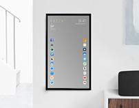 Apple Mirror - Smart Touchscreen Mirror