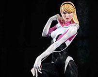 Spider Gwen Figure