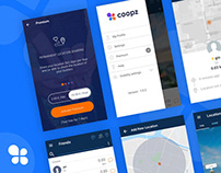 coopz - Mobile App. Design & Development Case Study