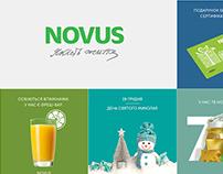Social media - NOVUS