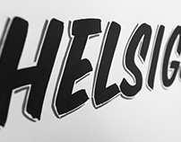 Helsignki Sign Painting