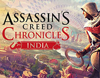 Assassin's Creed Chronicles India (2014-2015)