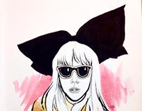 Lady Gaga Max Mara