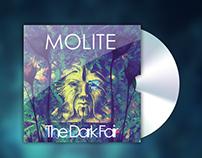 """Molite - """"The Dark Fair"""" Album Cover"""