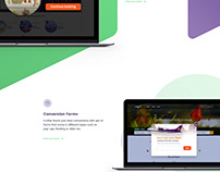 audience.to - landing page
