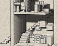 Student Accommodation - Year 1 Design Project