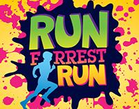 Run Forrest Run Logo