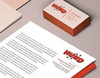 Hund - Logo & Letterhead Design