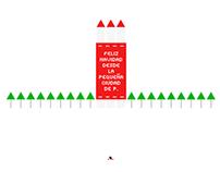 Pequeña Ciudad - Christmas Motion Card
