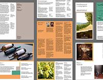 Corporate Design: Winzervereinigung Freyburg-Unstrut