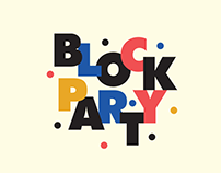 Block Party for Giraffe Lounge