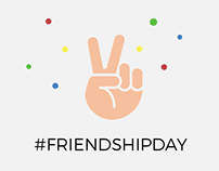 Take a day off: #FriendshipDay