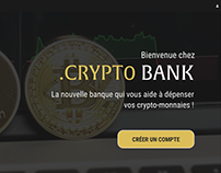 The Fake Crypto Bank