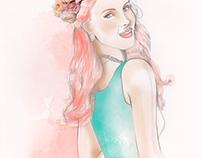 Lana Del Ray Rose