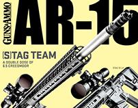 AR-15 magazine 2017 issue 5