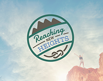 Reaching New Heights - Branding