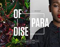 Of Paradise | Fashion Editorial