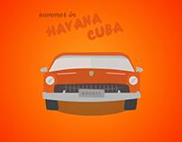 Summer in Cuba