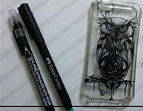 Handmade iphone cover