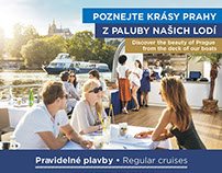 Prague Boats - Bohemia Rhapsody cruises