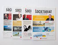 Sociétariat magazine - de 2006 à 2016
