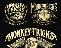 Monkey Tricks - Clothing line based in Bali - Indonesia