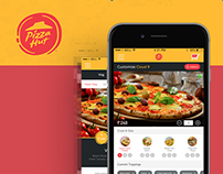 Pizza Hut Redesigning Concept