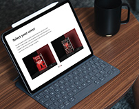 Landing Page for Doctor Sleep Book