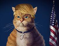 Fat Cat Trump