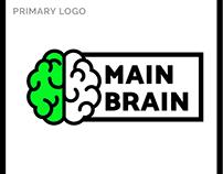 Main Brain Logo Redesign Idea