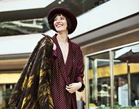 Harper's Bazaar Turkey - Tunçin Üner  // Kasım 2016