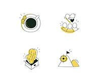 Icon for Dates Product | Graphic Design