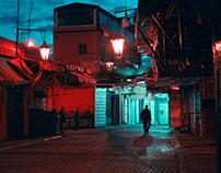 Moroccan Nights