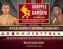 2013 Grapple at the Garden Creative