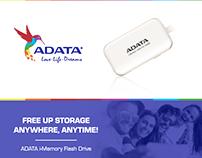 ADATA Phone Storage Feature Design