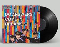 """TIDAL LIFE """"DO ANSWERS COME IN DREAMS"""" Record Design"""