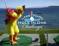 Lake Taupo HOLE IN ONE Challenge - new iD