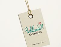 Inbloom Essentials Logo Design