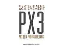 Winning Images PX3 Prix de la Photographie Paris 2015