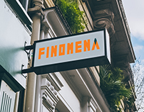Finomena Logotype