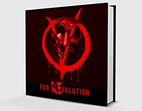 V for Revolution - Book (Based on V for Vendetta)